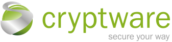 Cryptware IT Security Logo