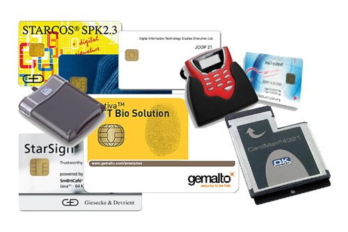 Smartcard Middleware